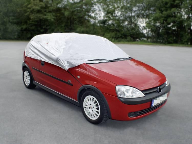 Image of APA Halbgarage Nylon fur Kleinwagen G 1 Dakhoes MOBILPORT (l x b x h) 233 x 157 x 61 cm Kleine autos
