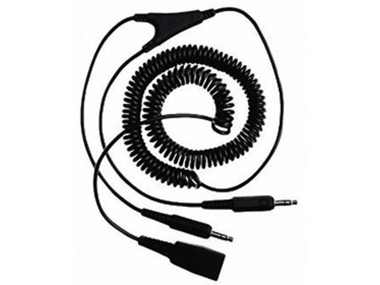 Jabra kabel voor telefoonhoorn 2 m
