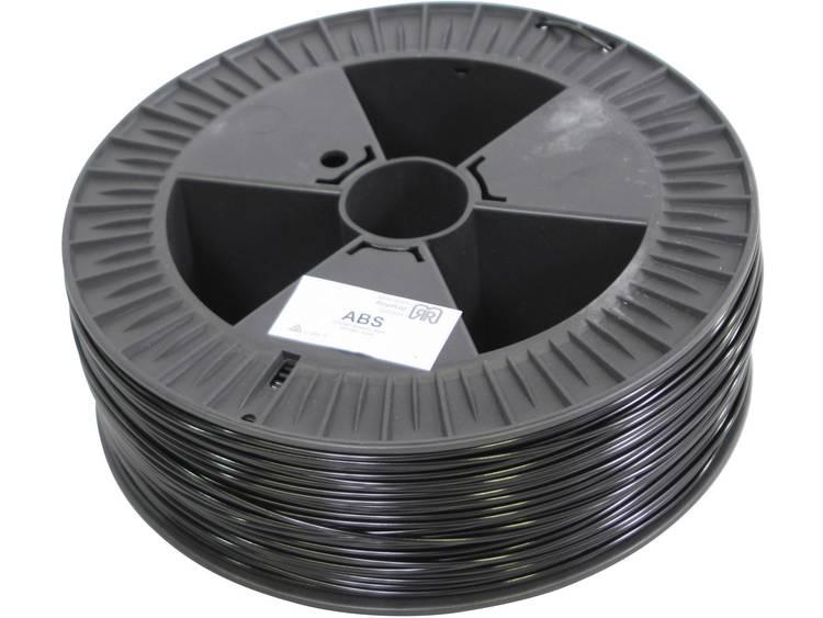 Filament German RepRap 100107 ABS kunststof 3 mm Zwart 2.1 kg