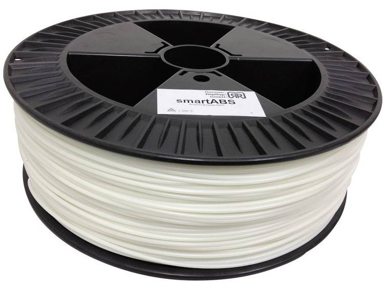 German RepRap 3 mm Smart ABS kunststof Filament Naturel 2.2 kg