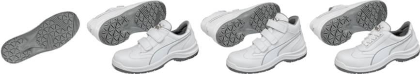PUMA Safety Absolute Mid 630182 Hoge veiligheidsschoenen S2 Maat: 45 Wit 1 paar