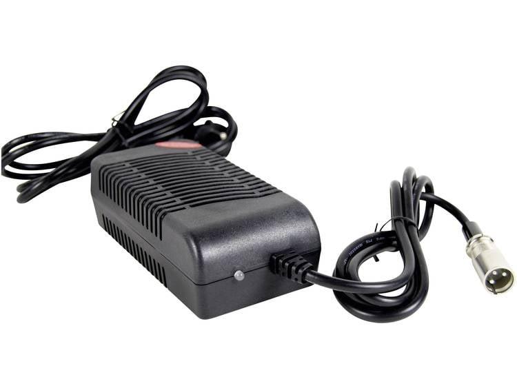 CTE Loodacculader 12 V, 3 A CTE4C12030 4C12030 loodacculader voor Loodgel, Loodzuur, Loodvlies