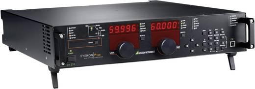 Gossen Metrawatt SYSKON P3000 Labvoeding, regelbaar 0 - 60 V/DC 0 - 120 A 3000 W USB, RS232 Programmeerbaar, Master/Slave functie Aantal uitgangen 1 x Kalibratie DAkkS