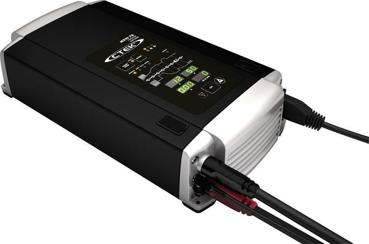 Druppellader CTEK MXTS 70 50 12 V. 24 V 50 A 50 A