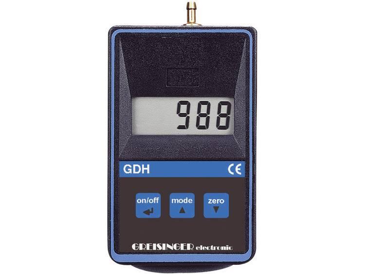 Greisinger GDH 200 14 Gasdrukmeter Niet corrosieve gassen 0 11 bar