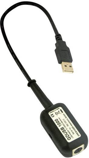 Greisinger GDUSB 1000 601666 USB-drukmeetapparaat GDUSB 1000