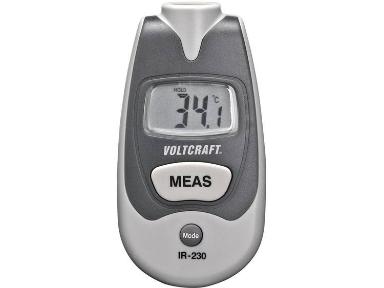 VOLTCRAFT IR 230 Infrarood thermometer Optiek thermometer 11  35 tot +250 °C