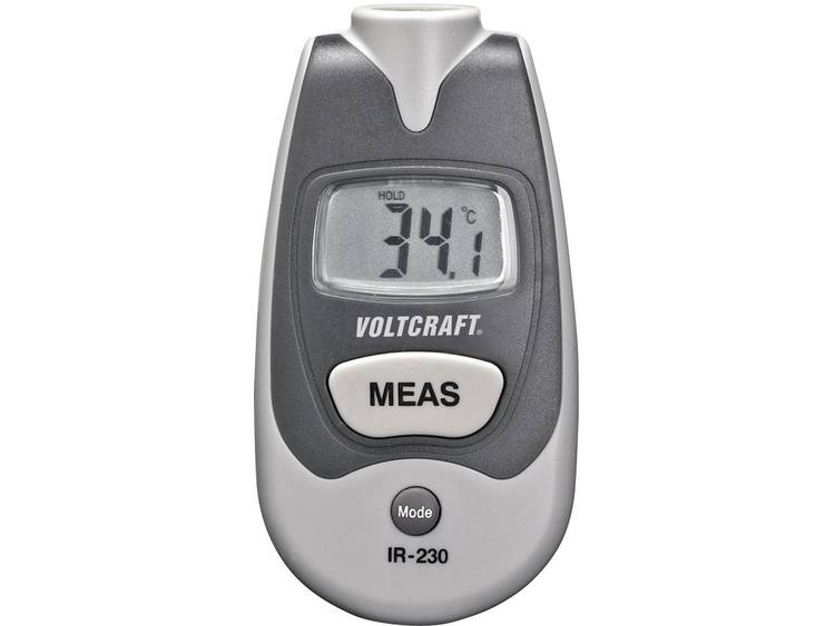 VOLTCRAFT IR-230 Infrarood-thermometer Optiek (thermometer) 1:1 -35 tot 250 °C