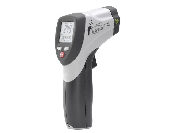 VOLTCRAFT IR 650 12D Infrarood thermometer Optiek thermometer 121  50 tot +65