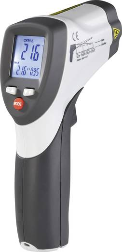 Infrarood-thermometer VOLTCRAFT IR 800-20D Optiek (thermometer) 20:1 -50 tot +800 °C Pyrometer