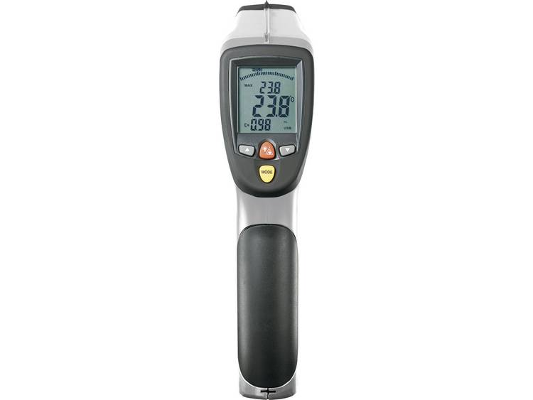 VOLTCRAFT IR 2200 50D Infrarood thermometer Optiek thermometer 501  50 tot +2