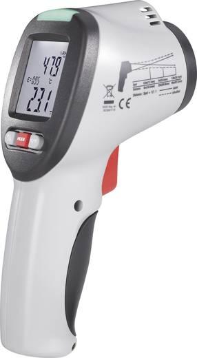 Infrarood-thermometer VOLTCRAFT IR-SCAN-350RH Optiek (thermometer) 12:1 -50 tot +350 °C Pyrometer, Dauwpuntscanner Kalib