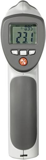 Infrarood-thermometer VOLTCRAFT IR 500-10S Optiek (thermometer) 10:1 -50 tot +500 °C Pyrometer Kalibratie: Zonder certif
