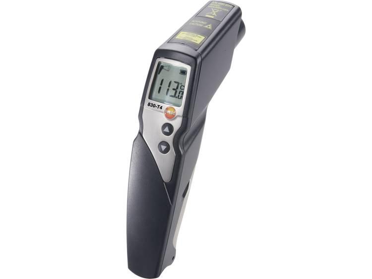 testo 830 T4 Infrarood thermometer Optiek thermometer 301  30 tot +400 °C Co