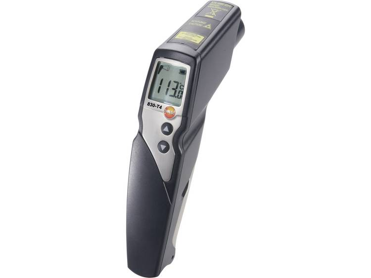 testo 830-T4 Infrarood-thermometer Optiek (thermometer) 30:1 -30 tot 400 °C Contactmeting