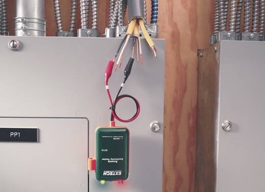 Extech CT20 kabeltester Geschikt voor Identificatie-, continuïteits- en onderbrekingsmeting Kalibratie mogelijk Zonder