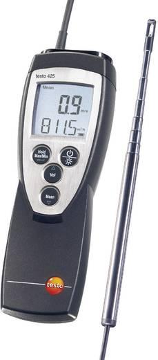 testo 425 Windmeter 0 tot 20 m/s Hete draadsensor Kalibratie Zonder certificaat