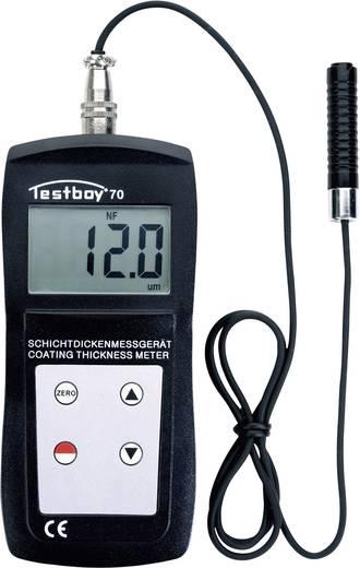 Testboy 70 lakdiktemeter 0 - 1000 µm/0 - 40 mil