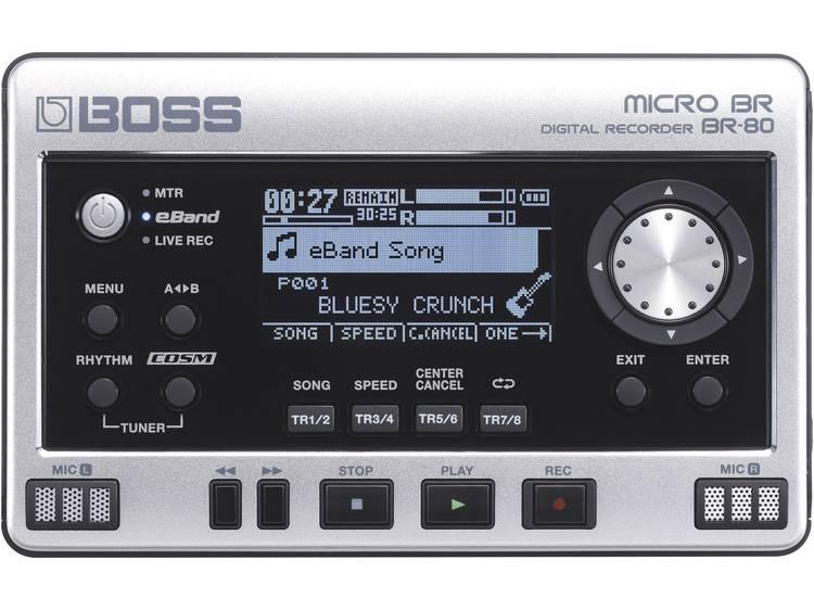 Boss Micro BR BR-80 digitale recorder