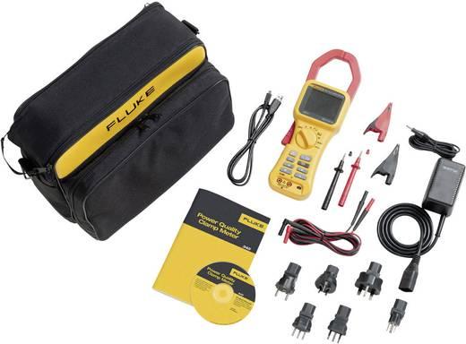 Fluke 345 power analyzer 2584181 CAT IV 600 V