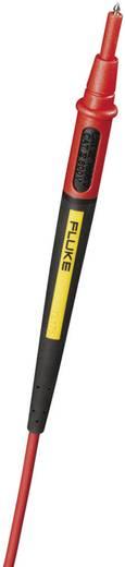 Veiligheidsmeetsnoerenset Fluke TL175E [ Banaanstekker 4 mm - Testpunt] 1.2 m Zwart, Rood