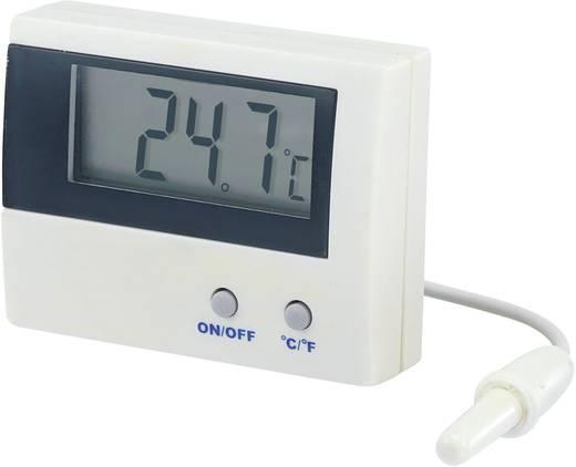 Basetech LT-80 Basetech digitale thermometer LT-80 -50 tot +80 °C Kalibratie: Zonder certificaat