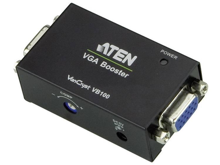 ATEN VGA Extender (verlenging) via signaalkabel 70 m 1920 x 1200 pix VB100