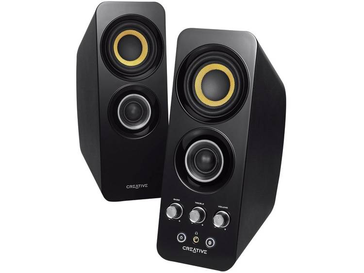 Creative T30 Wireless 2.0 Bluetooth-luidsprekersysteem met NFC