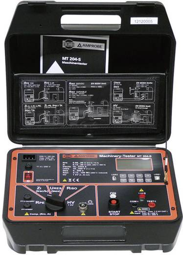 Installatietester Beha Amprobe 9085 DIN VDE 0411-1, IEC/EN