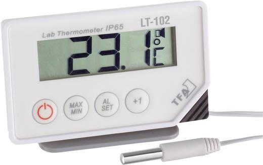 Temperatuurmeter TFA LT-102 Meetbereik temperatuur -40 tot +70 °C Sensortype NTC, Dompelsensor Conform HACCP