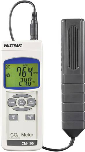VOLTCRAFT CM-100 CO2 kooldioxidemeter