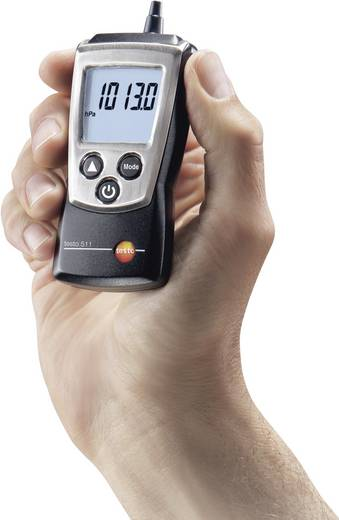 Drukmeter testo 511 Luchtdruk 300 - 1200 hPa