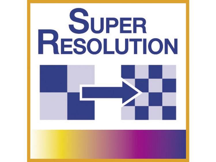 Optionscode testo SuperResolution Software upgrade Geschikt voor testo 870 test