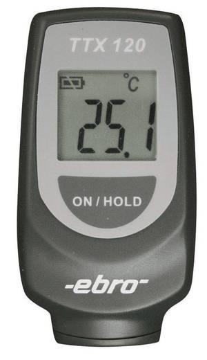 Insteekthermometer (HACCP) ebro TTX 120 Meetbereik temperatuur -60 tot 1200 °C Sensortype K Conform HACCP