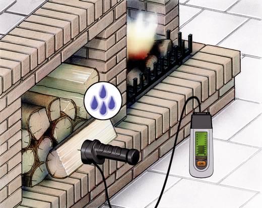 Laserliner DampFinder Plus Materiaalvochtigheidsmeter Meetbereik bouwvochtigheid 0.2 tot 2.2 %Vol. Meetbereik houtvochtigheid 6 tot 44 %Vol.