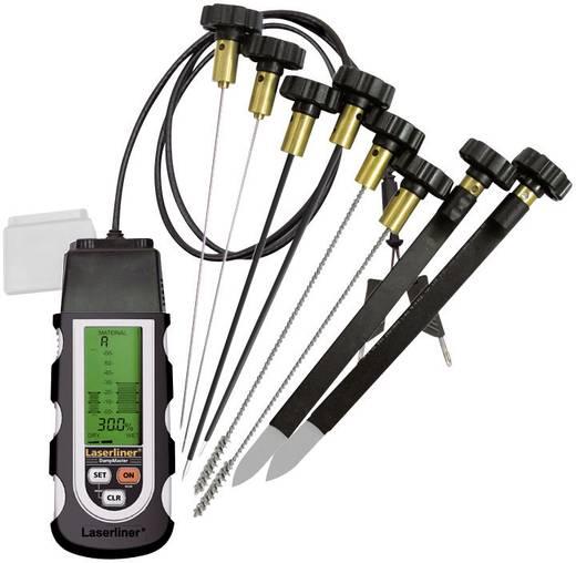 Laserliner DampMaster Pro Materiaalvochtigheidsmeter
