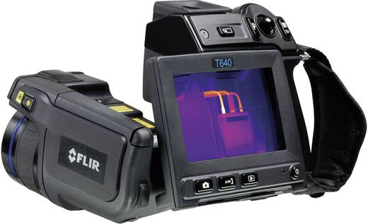 FLIR 55904-7422 Warmtebeeldcamera -40 tot 650 °C 640 x 480 pix 30 Hz