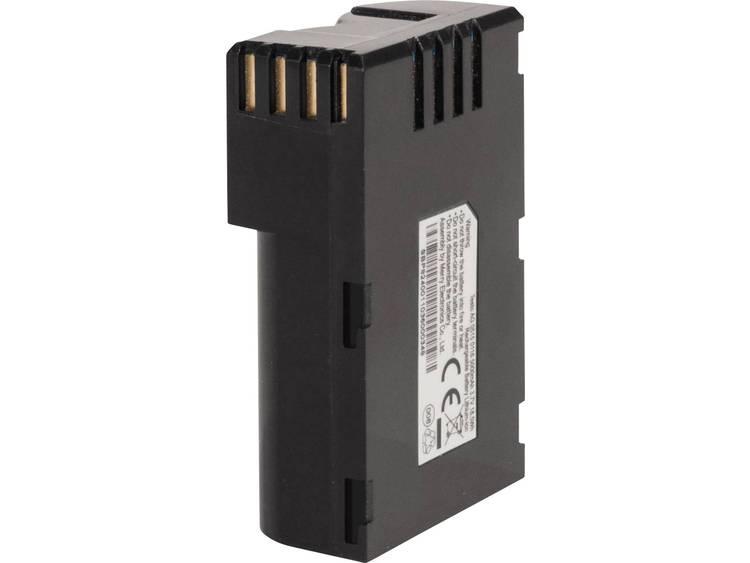 Extra accu testo thermische camera Geschikt voor testo 876 885 en 890