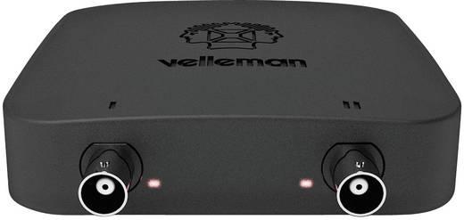 Velleman PCSU200 Oscilloscoop-voorzetstuk 12 MHz 2-kanaals 25 MSa/s 4 kpts 8 Bit Digitaal geheugen (DSO), Spectrum-anal