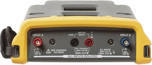 Handoscilloscoop (scoopmeter) Fluke 190-102 100 MHz 2-kanaals 1.25 GSa/s 10 kpts 8 Bit Digitaal geheugen (DSO), Compone