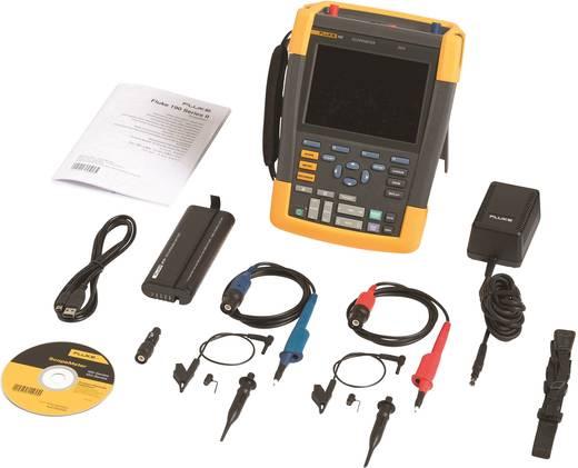 Handoscilloscoop (scoopmeter) Fluke 190-062 60 MHz 2-kanaals 625 MSa/s 10 kpts 8 Bit Digitaal geheugen (DSO), Component