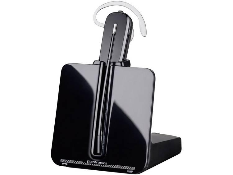 Plantronics CS540 + APA-23 DECT Telefoonheadset Zwart