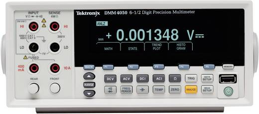 Bench multimeter Tektronix DMM4050 CAT II 600 V
