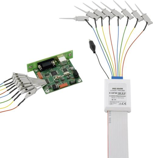 Rohde & Schwarz HO3508 Logic sonde 350 MHz 1:1 40 V