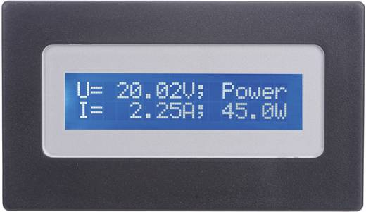 H-Tronic Vermogensmeetmodule PM4020 Vermogensmeetmodule PM 4020 0-40 V/DC