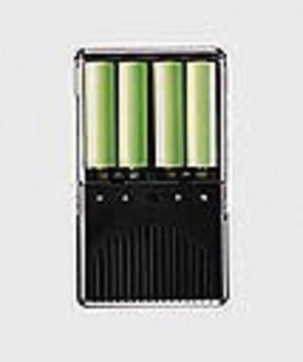 testo Externe snellader 0554 0610 Externe snellader voor 1-4 accu's