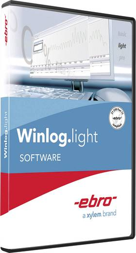 Ebro Winlog Light Datalogger Software