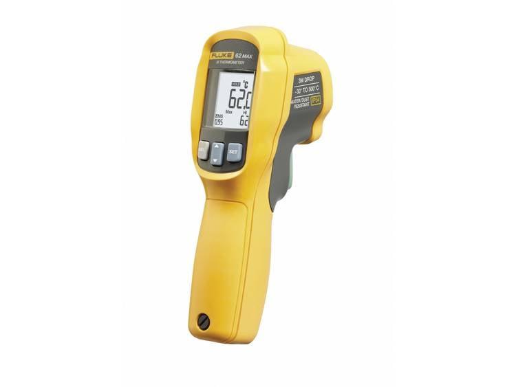 Fluke 62 MAX Infrarood Thermometer (-30 tot 500 graden)