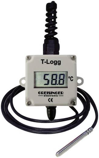 Greisinger T-Logg 100 E Temperatuur datalogger (Temperatuur) -25 tot 120 °C Kalibratie Zonder certificaat