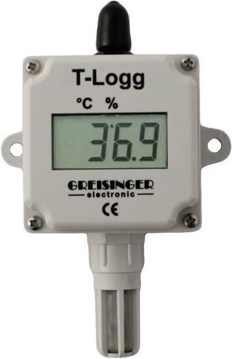 Greisinger T-Logg 160 Multi datalogger (Temperatuur, Vochtigheid) -25 tot 60 °C 0 tot 100 % Hrel Kalibratie Zonde